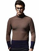 ieftine Tricou Bărbați-Bărbați De Bază Plover - Bloc Culoare