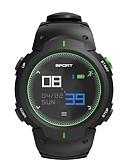 hesapli Spor Saat-NO.1 F13 Akıllı İzle Android iOS Bluetooth Su Geçirmez Kalp Ritmi Monitörü Kan Basıncı Ölçümü Dokunmatik Ekran Yakılan Kaloriler Kronometre Pedometre Arama Hatırlatıcı Aktivite Takipçisi Uyku Takip