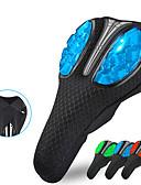 cheap Men's Pants & Shorts-Bike Seat Saddle Cover / Cushion Comfortable, Adjustable Flexible Cycling / Mountain Bike / MTB Sponge / Silica Gel Red / Green / Blue - 1 pcs
