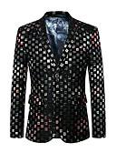 abordables Camisas de Hombre-los hombres salen de la chaqueta con cuello en v