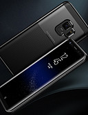 hesapli Nedime Elbiseleri-Pouzdro Uyumluluk Samsung Galaxy S9 Plus / S9 Buzlu Arka Kapak Solid Yumuşak TPU için S9 / S9 Plus