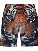 ieftine Pantaloni Bărbați si Pantaloni Scurți-Bărbați Activ Pantaloni Scurți Pantaloni Animal
