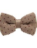 ieftine Cravate & Papioane de Bărbați-Unisex Buline / Bloc Culoare / Peteci Funde Petrecere / De Bază Papion Cravată
