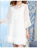 povoljno Ženski dvodijelni kostimi-Žene Set - Jednobojni Haljine