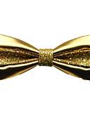 זול גברים-ג'קטים ומעילים-עניבת פפיון - אחיד פפיון מסיבה / בסיסי יוניסקס