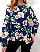 tanie Sukienki-T-shirt Damskie Szczupła - Geometric Shape