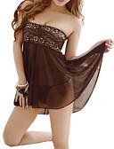preiswerte Modische Unterwäsche-Damen Anzüge Nachtwäsche - Gitter, Jacquard
