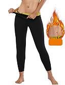 billige T-shirts og undertrøjer til herrer-Slankende Neopren Strækkende Vægttab Slankende Body Sculptor Fedtforbrænder Yoga Træning & Fitness Løb Til Ben Mave