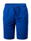 ieftine Pantaloni Bărbați si Pantaloni Scurți-Bărbați De Bază Bumbac Larg Pantaloni Chinos Pantaloni - Mată Gri Închis / Primăvară / Vară / Sfârșit de săptămână