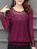 economico Camicie da donna-T-shirt Per donna Essenziale Fantasia geometrica