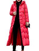 tanie Damska spódnica-Damskie Moda miejska Wyściełany Solidne kolory