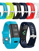 זול להקות Smartwatch-צפו בנד ל Vivosmart HR+(Plus) Garmin רצועת ספורט סיליקוןריצה רצועת יד לספורט