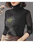 ieftine Tricou-Pentru femei Tricou Șic Stradă - Geometric