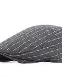 זול כובעים לנשים-כובע כומתה (בארט) - גיאומטרי בסיסי בגדי ריקוד גברים