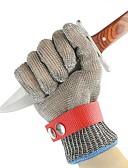 baratos Suéteres & Cardigans Masculinos-1 par Arame de Ferro Luva Segurança e equipamento de proteção Antiderrapante Respirável