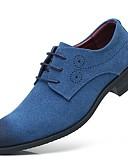olcso Férfi nyakkendők és csokornyakkendők-Férfi Formális cipők Műbőr Tavaszi nyár Félcipők Szürke / Piros / Kék
