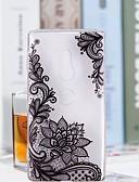 povoljno Maske za mobitele-Θήκη Za Sony Huawei P20 / Huawei P20 Pro / Huawei P20 lite Prozirno / Uzorak Stražnja maska Cvijet Mekano TPU