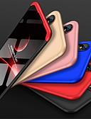 זול מגנים לטלפון-מגן עבור Huawei Huawei Nova 3i עמיד בזעזועים / מזוגג כיסוי אחורי אחיד קשיח PC