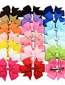 voordelige Meisjesjurken-Andere Materiaal Hiusklipsi met Bloem 20 Alledaagse kleding Helm