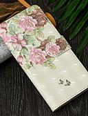 povoljno Maske za mobitele-Θήκη Za Samsung Galaxy S9 / S9 Plus / S8 Plus Novčanik / Utor za kartice / sa stalkom Korice Cvijet Tvrdo PU koža