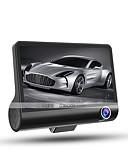 رخيصةأون قبعات الرجال-UTC-OTF-C2 480p / 720p / 1080p HD / ليلة الرؤية سائق سيارة 170 درجة زاوية واسعة 4 بوصة داش كام مع كشف الحركة لا مسجل السيارة