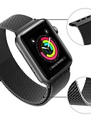 cheap Smartwatch Bands-Watch Band for Huami Amazfit Bip Younth Watch / Apple Watch Series 4/3/2/1 Apple Sport Band Stainless Steel Wrist Strap