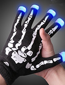 voordelige Tablet-screenprotectors-LED-verlichting LED-handschoenen Klassiek Thema Valaistus Vingertoppen Vakantie Volwassenen Allemaal Speeltjes Geschenk