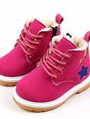 povoljno Džemperi i kardigani za bebe-Dječaci / Djevojčice Čizme za snijeg Sintetika Čizme Dijete (9m-4ys) / Mala djeca (4-7s) Patent-zatvarač Crn / Watermelon / Braon Zima / Čizme gležnjače / do gležnja / TPE (Termoplastični elastomer)
