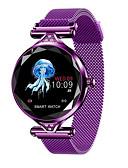 זול להקות Smartwatch-BoZhuo H1 נשים Smart צמיד Android iOS Blootooth ספורטיבי עמיד במים מוניטור קצב לב מודד לחץ דם כלוריות שנשרפו מד צעדים מזכיר שיחות מעקב שינה תזכורת בישיבה מצאו את המכשירשלי / Alarm Clock