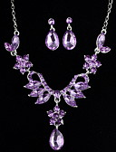 זול תכשיטים אופנתיים-בגדי ריקוד נשים מתוק סגסוגת יומי
