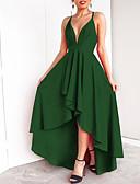 cheap Party Dresses-Women's Party / Birthday Basic Sheath Dress - Solid Colored Backless Spring Fuchsia Wine Royal Blue XL XXL XXXL