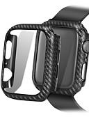 levne Pouzdro Smartwatch-Carcasă Pro Apple Apple Watch Series 4 / Apple Watch Series 4/3/2/1 / Apple Watch Series 3 Silikon Apple