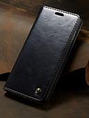 povoljno iPhone maske-Θήκη Za Samsung Galaxy Galaxy S10 E Novčanik / Utor za kartice / sa stalkom Korice Jednobojni Tvrdo PU koža