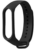 cheap Smartwatch Bands-Watch Band for Mi Band 3 Xiaomi Sport Band Silicone Wrist Strap
