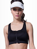 cheap Panties-Sports Bras Full Coverage Bras Sexy Black Gray Fuchsia