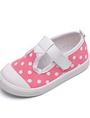 cheap Bikinis-Girls' Shoes Canvas Fall / Spring & Summer Comfort Sneakers for Kids / Toddler Black / Blue / Pink