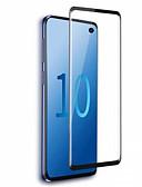 hesapli Cep Telefonu Ekran Koruyucuları-Samsung GalaxyScreen ProtectorGalaxy S10 Yüksek Tanımlama (HD) Ön Ekran Koruyucu 1 parça Temperli Cam