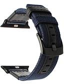 זול להקות Smartwatch-צפו בנד ל סדרת Apple Watch 5/4/3/2/1 Apple אבזם קלאסי ניילון רצועת יד לספורט
