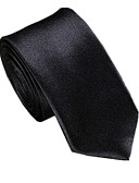 cheap Men's Ties & Bow Ties-Men's Basic Necktie - Solid Colored