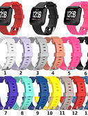 cheap Smartwatch Bands-Watch Band for Fitbit Versa / Fitbit Versa Lite Fitbit Sport Band Silicone Wrist Strap