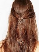 billiga Damklänningar-Dam damer Vintage Grundläggande Mode Hair Charms-Legering Enfärgad