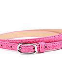 cheap Women's Belt-Women's Party / Cute / Loose Curl Skinny Belt - Polka Dot / Color Block
