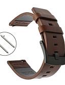halpa Smartwatch-nauhat-Watch Band varten Fenix Chronos Garmin Urheiluhihna Aito nahka Rannehihna