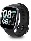 זול להקות Smartwatch-GT103 גברים Smart צמיד Android iOS Blootooth עמיד במים מסך מגע מוניטור קצב לב מודד לחץ דם ספורטיבי מד צעדים מזכיר שיחות מד פעילות מעקב שינה תזכורת בישיבה