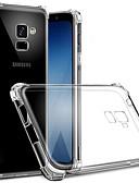 halpa Puhelimen kuoret-Etui Käyttötarkoitus Samsung Galaxy S9 / S9 Plus / S8 Plus Pölynkestävä / Läpinäkyvä Takakuori Läpinäkyvä Pehmeä TPU