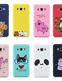 זול מגנים לטלפון-מארז סמסונג גלקסי j5 (2016) / j5 (2016) /