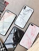 זול מגנים לאייפון-מגן עבור Apple iPhone XS / iPhone XR / iPhone XS Max מראה כיסוי אחורי שיש קשיח זכוכית משוריינת
