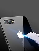 זול מגנים לאייפון-מגן עבור Huawei Huawei Honor View 10 / Honor V9 עמיד בזעזועים כיסוי אחורי אחיד קשיח זכוכית משוריינת