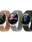 זול להקות Smartwatch-S16 גברים Smart צמיד Android iOS Blootooth עמיד במים מסך מגע מוניטור קצב לב מודד לחץ דם ספורטיבי שעון עצר מד צעדים מזכיר שיחות מד פעילות מעקב שינה