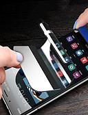 זול מגני מסך לטאבלט-Samsung GalaxyScreen ProtectorS9 הוכחת פיצוץ מגן מסך אחורי וקדמי יחידה 1 TPU